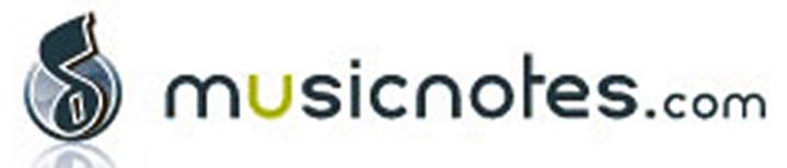 Logo Musicnotes